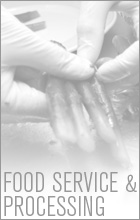 food service and processing icon