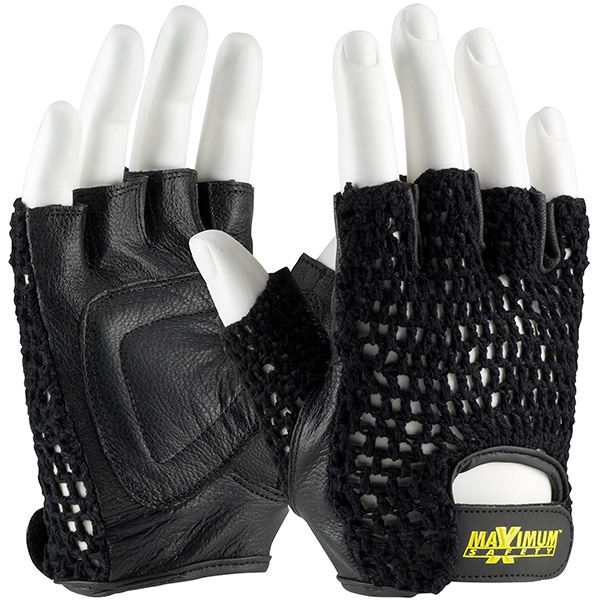 Leather Lifting Gloves