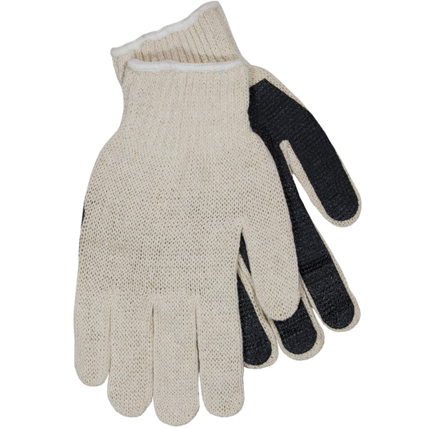 PVC Coated Cotton/Poly Knit Gloves